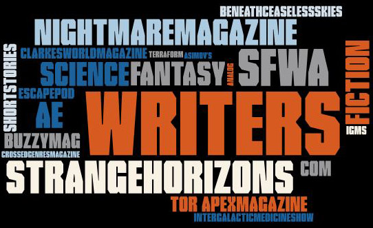 14 SFWA Short Story Qualifying Markets for Speculative Fiction | KL